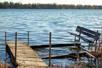 Dock and Bench