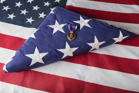 American Purple Heart Hero