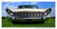 1960 Lincoln Poster Color