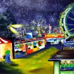 Civitan Fair by Kris Courtney