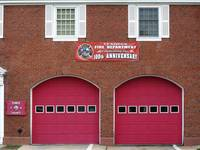 Teaneck, NJ - Firehouse Doors