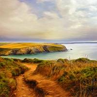 cornish coast path