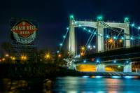 Iconic Grain Belt Sign - Minneapolis Minnesota
