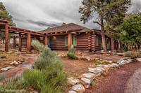 Buckey O'Neill Cabin - South Rim Grand Canyon