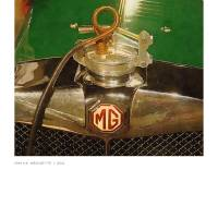 1934_K3_Magnette_14x16 by John McConnico