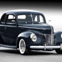 """""""1940 Ford Coupe Studio 40"""" by FatKatPhotography"""