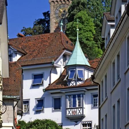 Luzern Street in Summer 4
