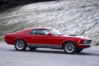 1970 Mustang Fastback Mach 1