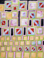 Composition out of Three Kind of Squares