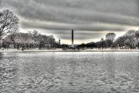 Washington Monument Reflections