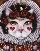 Queen of Hearts Cat