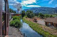 Riding the Rails into the San Juan Mountains
