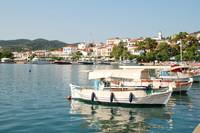 Skopelos Town harbour, Greece
