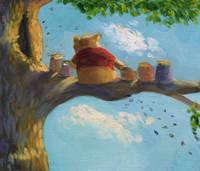 Pooh in ttree