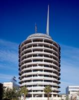 Capitol Records Building Los Angeles