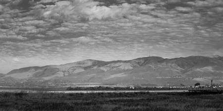 Alviso hill view