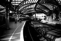 Railway station Cologne