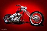 Seventies Chopper 'California Style' II