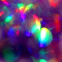 Purple Bubbly by Karen Adams