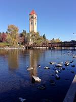 Clock Tower River View