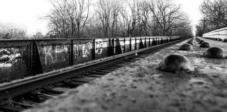 Black Bridge, Chatham Ontario, Vanishing