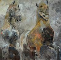 two horses 66