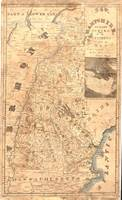 Vintage Map of New Hampshire (1817)