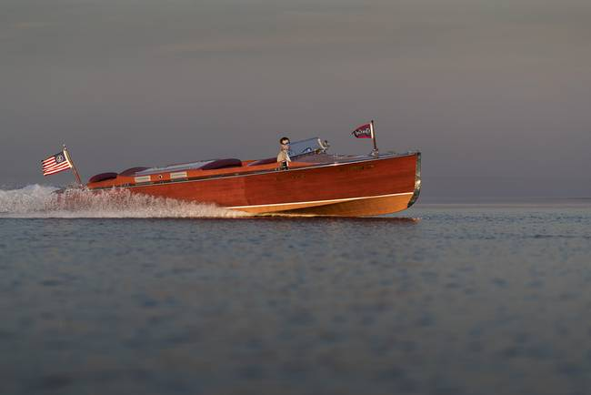 Chris-Craft Boat-1