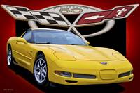 2003 Corvette Z06 '50th Anniversary' VII