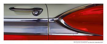 1959 Ford Galaxy 500 Poster