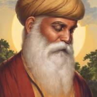 """Adi Guru - Guru Nanak Dev ji"" by bhagatsingh"