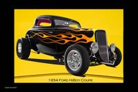 1934 Ford HiBoy Coupe II