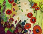 The Unexpected Poppies by Jennifer Lommers
