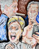 Hillary Bill Clinton Anthony Weiner stronger toget