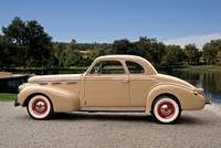 1940 LaSalle 5027 Coupe 7