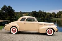 1940 LaSalle 5027 Coupe 6