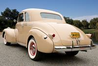 1940 LaSalle 5027 Coupe 5
