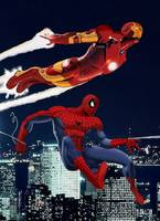 Spider-Man-and-Iron-Man
