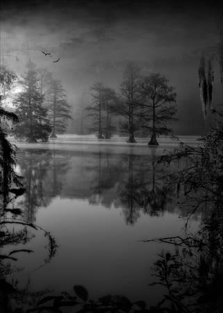 """""""Greenfield Lake"""" #1"""
