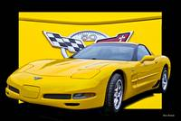 2003 Corvette Z06 '50th Anniversary' I