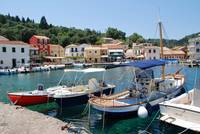 Loggos harbour, Greece