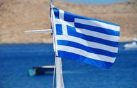 Greek National flag, Halki