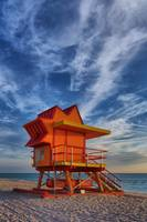 24th Street Lifeguard Tower II