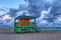 14th Street Lifeguard Tower