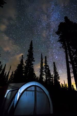 Camping Star Light Star Bright