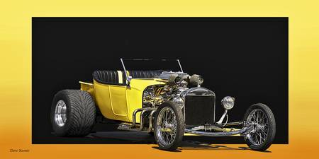1923 Ford 'T' Roadster Pickup