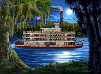 Mystic Moonlight Cruise