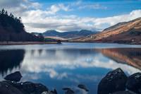 Llynnau Mymbyr and Snowdon 3