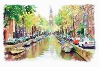 Amsterdam Canal 2