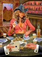 GAMBLIN' COWGIRL